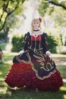 Light and Magic - Umineko by Atasha