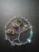 First tree of life pendant by WyckedDreamsDesigns