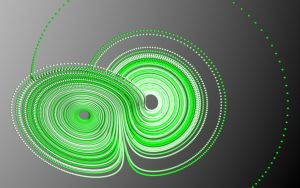 Lorenz Attractor 3 by SafePit