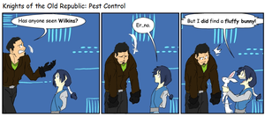 KotOR: Pest Control by surfersquid