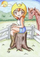 The Ranch - Sora by cowgirlem
