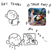 tfw art trades by tontoh