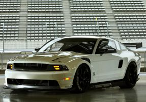 Mustang-GT series by Morfiuss