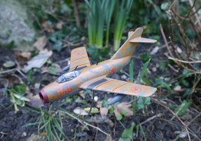 MiG 15 Model by Party9999999