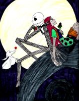 Halloween Love by InkArtWriter