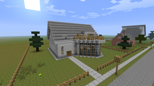 Another Minecraft House Beta by CuteAndy