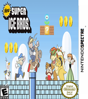 Super Ice Brothers Nintendo Spectre Game by ZhaneAugustine