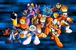 Light's Robot Masters by TanjatheBat