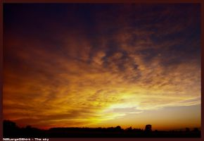 The Sky by n2large0shirt