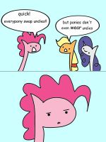 ponies are perverts by wollap