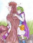FE7 - Jaffar x Nino by Miyukitty