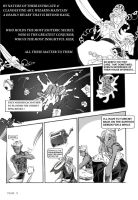 War of the Spiderqueen page 8 by KageLu