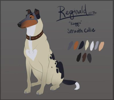 Reginald by Tazihound