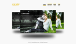 Kreative HomePage Sample by KRONTM