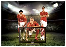 Hisense - Ahly- superpowers by myounis