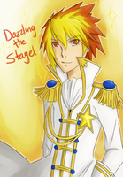 Dazzling the Stage by Polkaa