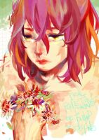 commss:: flowerboy by Stariaria