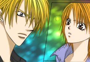 Skip Beat: Jealousy by lady-hinata