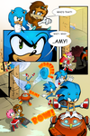 Sonic Supreme: Issue 1 Page 5 by samanthann1234
