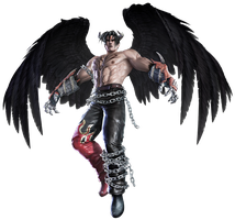 Devil Jin TTT2 Modified-Small by Blood-Huntress