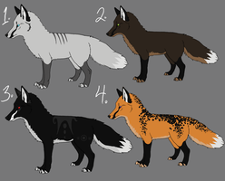 Fox Point Adopts ::OPEN:: REDUCED PRICE by lucidcoyote