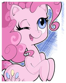 Pinkie Pie by MyToothless
