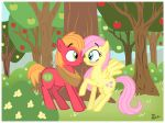 Love Under The Apple Tree by ThePhoebster