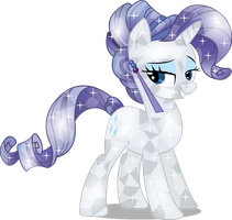 Rarity Crystal by InfiniteWarlock