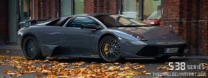538 Series - Lamborghini by theumad