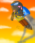 Jet Pack by PrettyKitty13