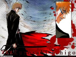 Bleach wallpaper size 1024x768 by Nekosumi