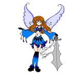 Me as a Sailor Character by bluebellangel19smj