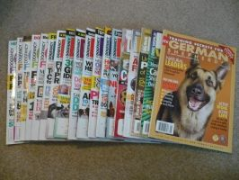 Dog Magazine Collection!!! by TopazBeats