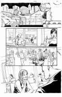 SDCC 2012 Sample Page 1 by thecreatorhd