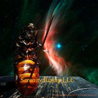 SRL Roach in Space wm by Sophia-Christina