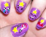 Lumpy Space Princess (LSP) by HideTheKnives