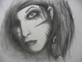 Andy Biersack by haleybvb97