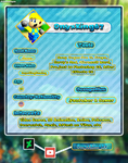 OnyxKing67's Sample Biodata! by Irham7762