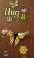 Hug a Butterfly :origami: by drawwithme15