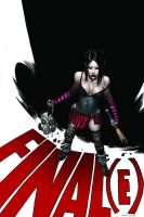 Hack Slash 25 by Dominic-Marco
