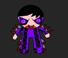 Possible Buzzsaw outfit by BuzzTorchPolar