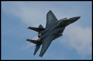 Nellis Eagle II by AirshowDave