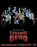 Legends of the Living Dead by Ape74