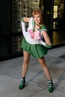 Sailor Jupiter by CheesyHipster
