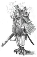Owl Classy Rifleman Concept by ThePsychoGoat