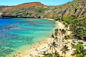 Hanauma Bay  Hawaii Oahu by CitizenFresh