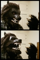 Werewolf Mask 2013 by Howlitzer