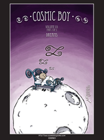 Cosmic Boy - P1V2 - Cover by amartires
