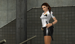 Chief of Police Lara Croft by bstylez
