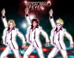 Akuyuu Night Fever... by AkariMarco